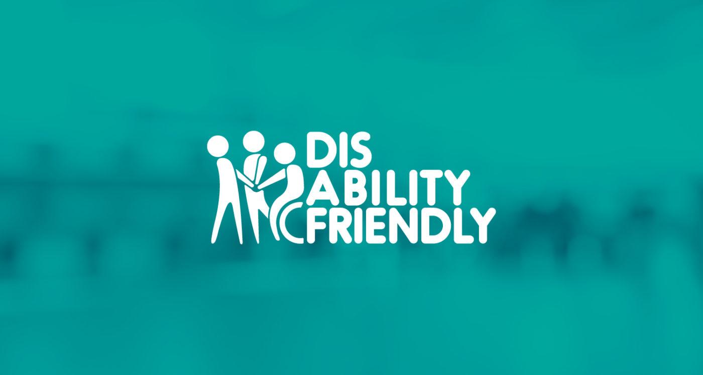 disability friendly logo